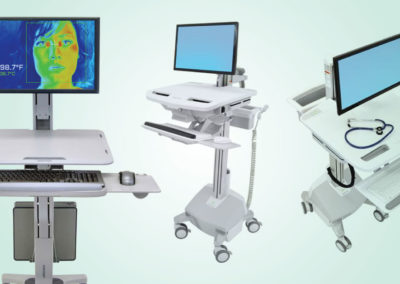 Mobile Carts and Workstations