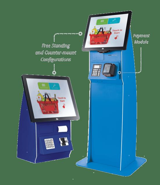 Custom Self Checkout Kiosks