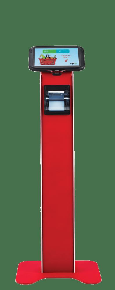 CC6000 Kiosk