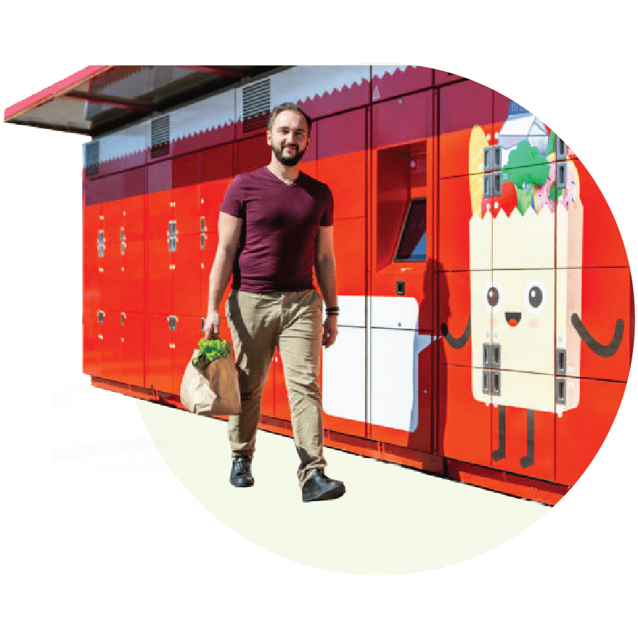 Click & Collect Lockers