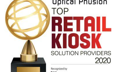 OPI Featured in CIO Outlook as a Top Ten Kiosk Solution Provider