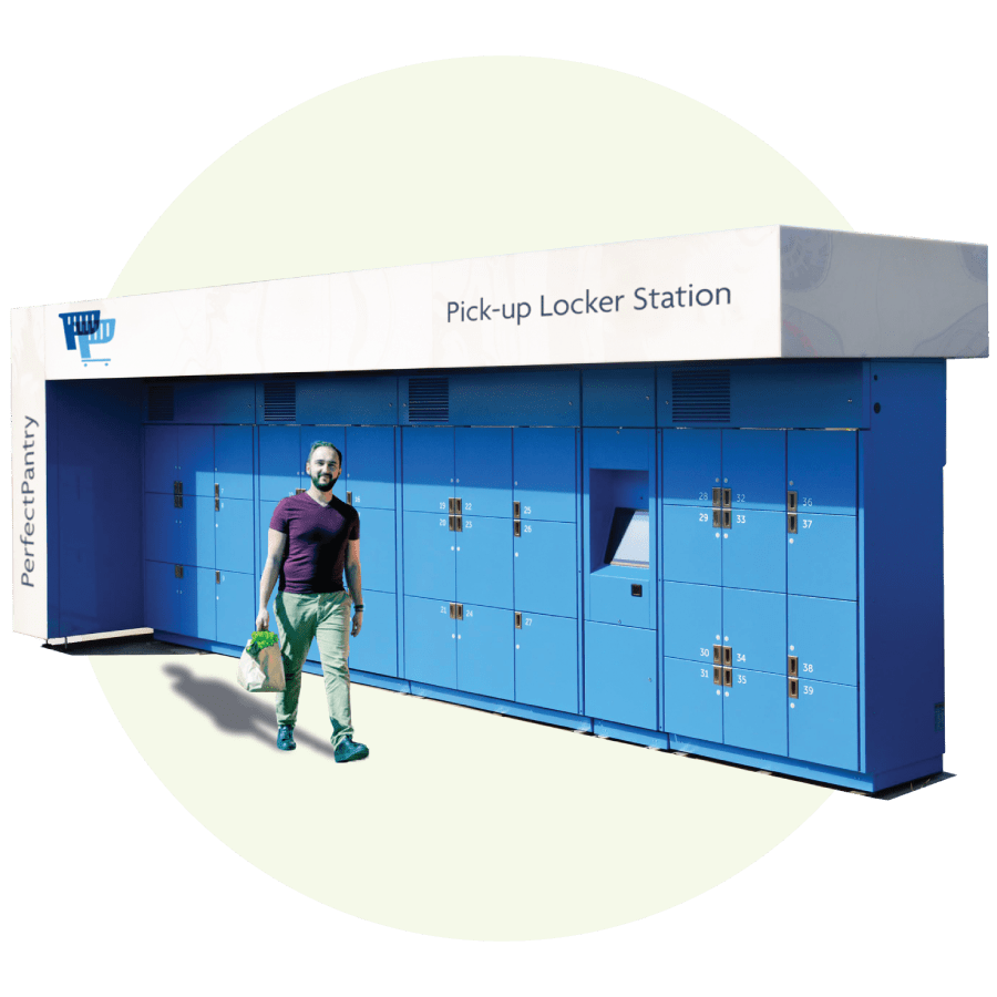Click and Collect Locker