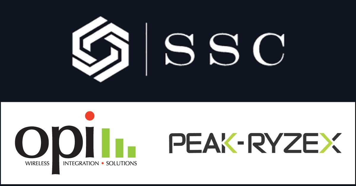 SSC Acquires OPI and Peak-Ryzex