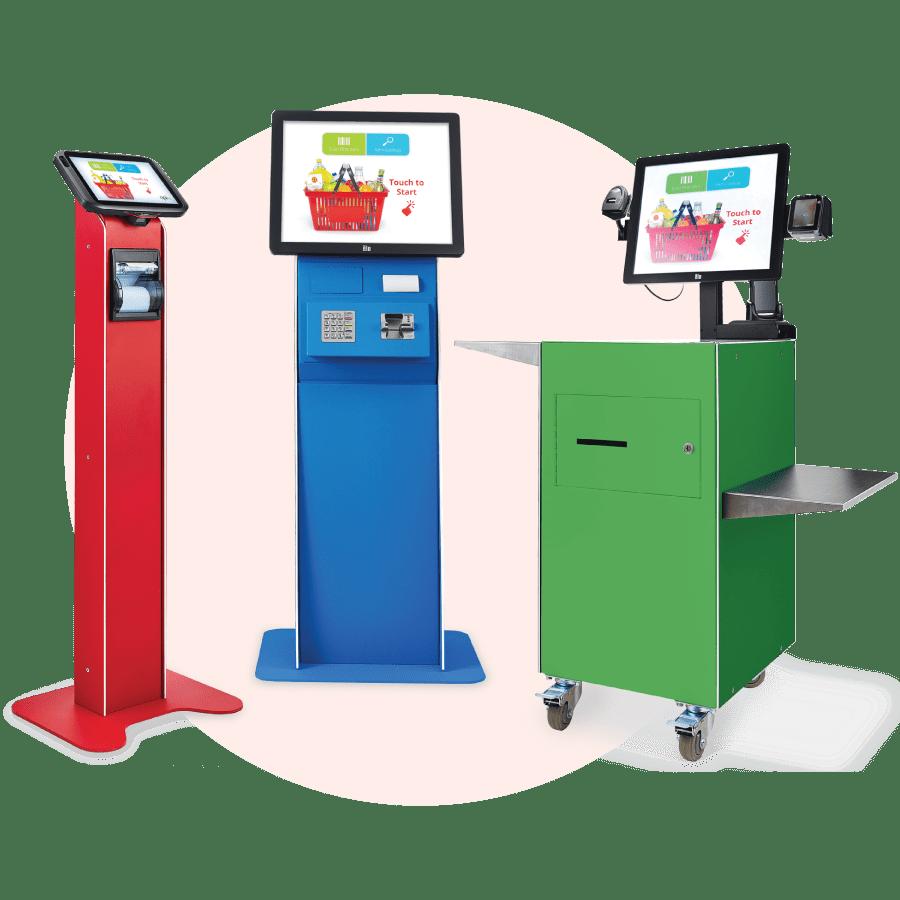 Self-Service Kiosks