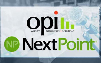 OPI attending Nextpoint 2021 this October.